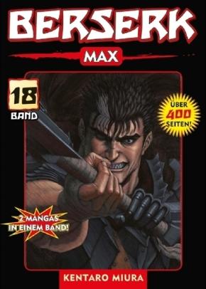 Berserk Max - Bd.18