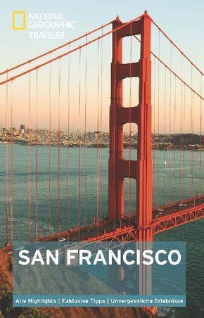 National Geographic Traveler - San Francisco Reiseführer
