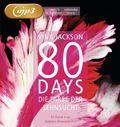 80 Days - Die Farbe der Sehnsucht, 1 MP3-CD