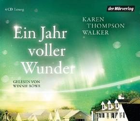 Ein Jahr voller Wunder, 4 Audio-CDs