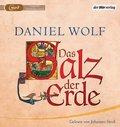 Das Salz der Erde, 4 MP3-CDs