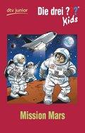 Die drei ???-Kids - Mission Mars