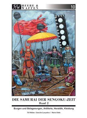 Die Samurai der Sengoku-Zeit - Bd.2