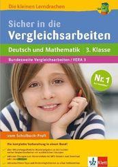 Sicher in die Vergleichsarbeiten Deutsch und Mathematik 3. Klasse