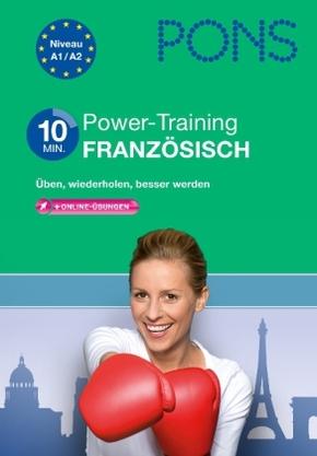 PONS 10-Minuten-Power-Training Französisch