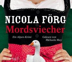 Mordsviecher, 5 Audio-CDs