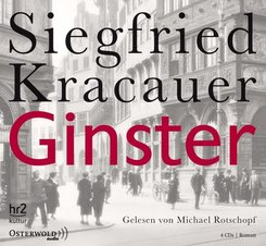 Ginster, 4 Audio-CDs