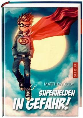 Superhelden in Gefahr