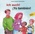 Ich auch!, Deutsch-Spanisch - Yo también!, m. Audio-CD