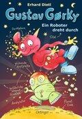 Gustav Gorky - Ein Roboter dreht durch