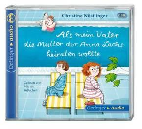 Als mein Vater die Mutter der Anna Lachs heiraten wollte, 2 Audio-CDs