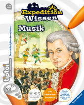tiptoi® -  Musik Expedition Wissen