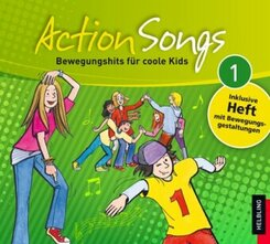 Action Songs 1, Audio-CD