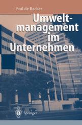 Umweltmanagement im Unternehmen