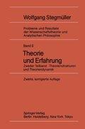 Probleme und Resultate der Wissenschaftstheorie und Analytischen Philosophie: Theorie und Erfahrung; Bd.2/2