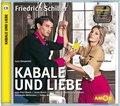 Kabale und Liebe, 1 Audio-CD