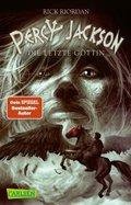 Percy Jackson, Die letzte Göttin