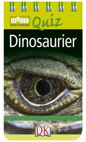 Dinosaurier - memo Quiz