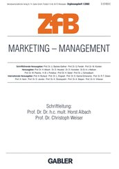 Marketing - Management