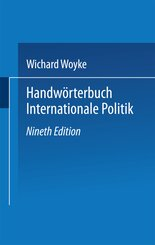 Handwörterbuch Internationale Politik