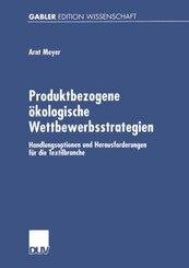 Produktbezogene ökologische Wettbewerbsstrategien