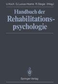 Handbuch der Rehabilitationspsychologie
