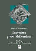 Denkweisen großer Mathematiker