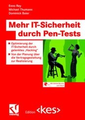 Mehr IT-Sicherheit durch Pen-Tests