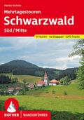 Rother Wanderführer Schwarzwald - Süd/Mitte
