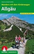 Rother Wanderbuch Wandern mit dem Kinderwagen, Allgäu