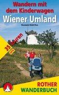 Rother Wanderbuch Wandern mit dem Kinderwagen, Wiener Umland