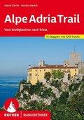Rother Wanderführer Alpe-Adria-Trail
