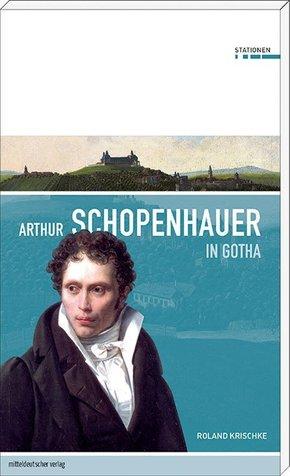 Arthur Schopenhauer in Gotha