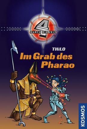 4 durch die Zeit, Im Grab des Pharao