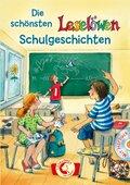 Die schönsten Leselöwen-Schulgeschichten, m. Audio-CD