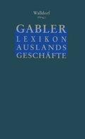 Gabler Lexikon Auslands Geschäfte