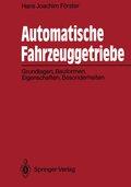 Automatische Fahrzeuggetriebe