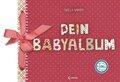 Dein Babyalbum (Mädchen, rosa)