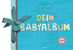 Dein Babyalbum (Junge - blau); .