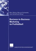 Business-to-Business-Marketing im Profifußball