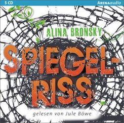 Spiegelriss, 5 Audio-CDs