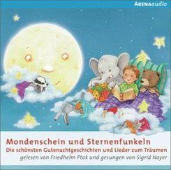 Mondenschein und Sternenfunkeln, 1 Audio-CD
