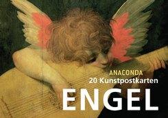 Engel, Postkartenbuch