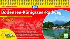 ADFC-Radreiseführer Bodensee-Königssee-Radweg