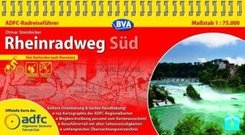 ADFC-Radreiseführer Rheinradweg Süd