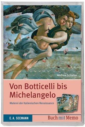 Von Botticelli bis Michelangelo Buch mit MEMO - Lesen und Spielen