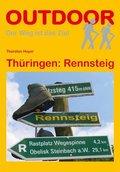 Thüringen: Rennsteig