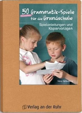 50 Grammatik-Spiele für die Grundschule