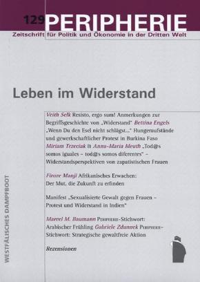 Peripherie; Leben im Widerstand; Nr.129
