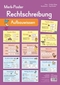 Rechtschreibung - Aufbauwissen, 12 farbige A3-Poster